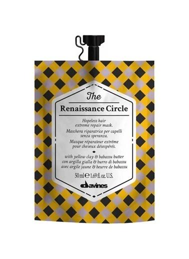 Davines Renaissance Circle Onarıcı Saç Bakım Maskesi 50Ml Renksiz